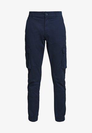 ONSCAM STAGE CARGO CUFF - Cargo trousers - dark blue