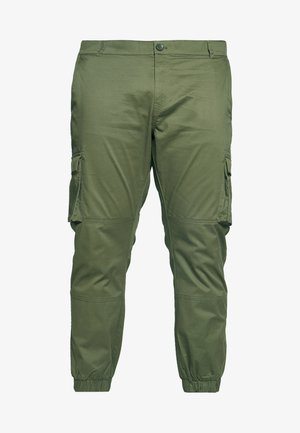 ONSCAM CARGO CUFF - Cargo trousers - olive night