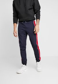 Only & Sons - ONSSHIRO TRACK PANTS - Trainingsbroek - outer space - 0