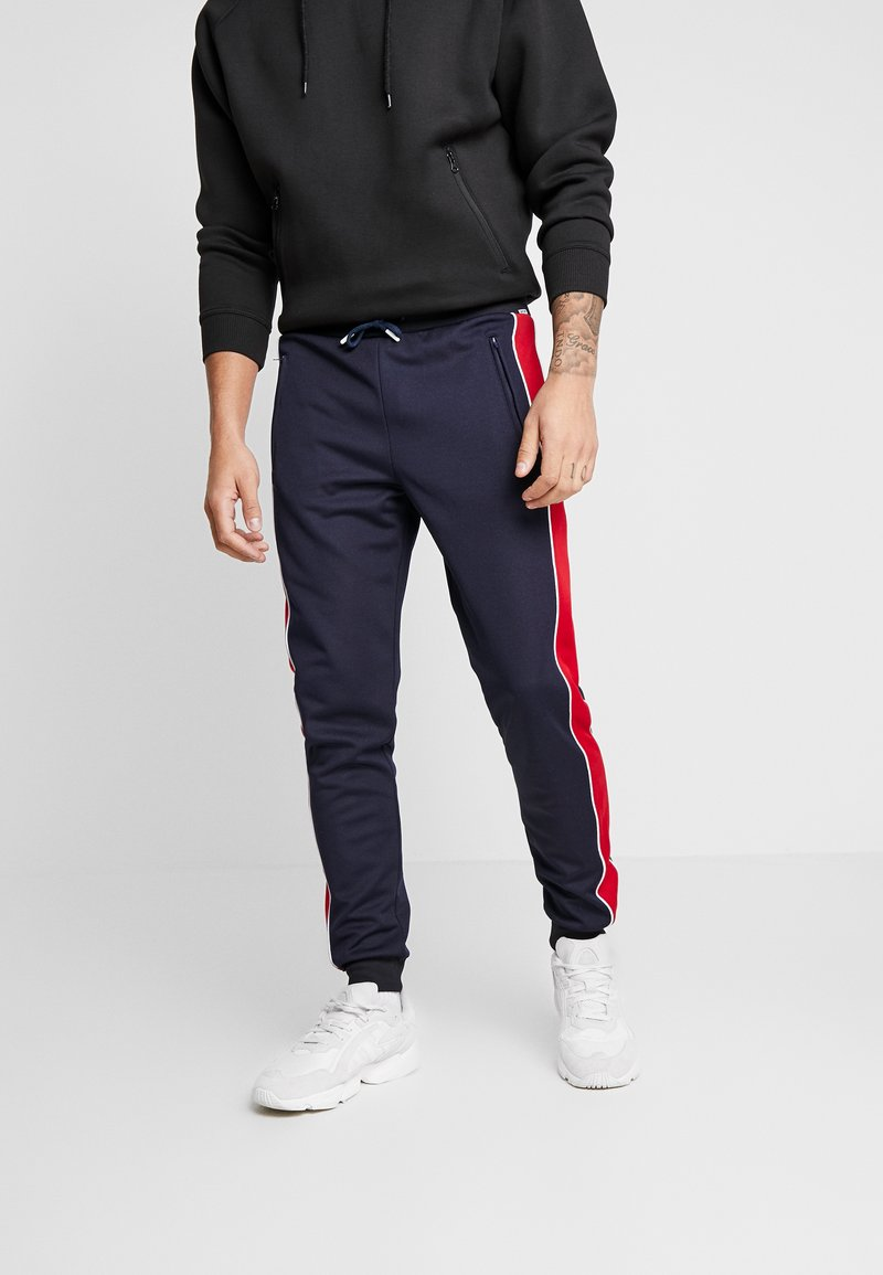 Only & Sons - ONSSHIRO TRACK PANTS - Trainingsbroek - outer space