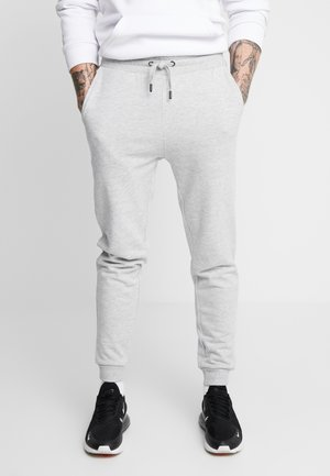 ONSENZO PANTS - Pantalones deportivos - light grey melange