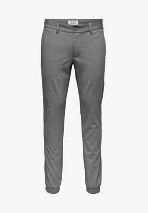 MARK BÜNDCHEN - Chinot - medium grey melange