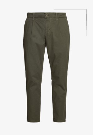 ONSCAM CROPPED - Chino - olive night