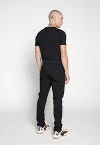 Only & Sons - ONSTARP SLIM - Chinot - black - 2
