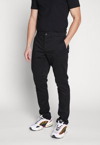 Only & Sons - ONSTARP SLIM - Chinot - black - 0