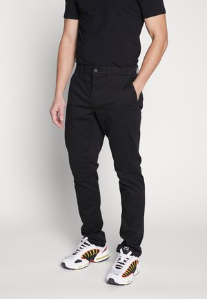 ONSTARP SLIM - Pantalones chinos - black