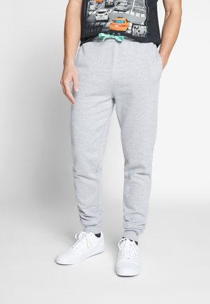 ONSORGANIC SWEAT PANTS - Tracksuit bottoms - medium grey melange