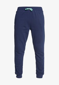 Only & Sons - ONSORGANIC SWEAT PANTS - Tracksuit bottoms - dress blues - 3