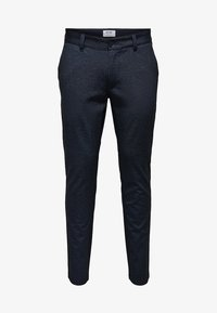 Only & Sons - Klassische - Broek - mood indigo - 0