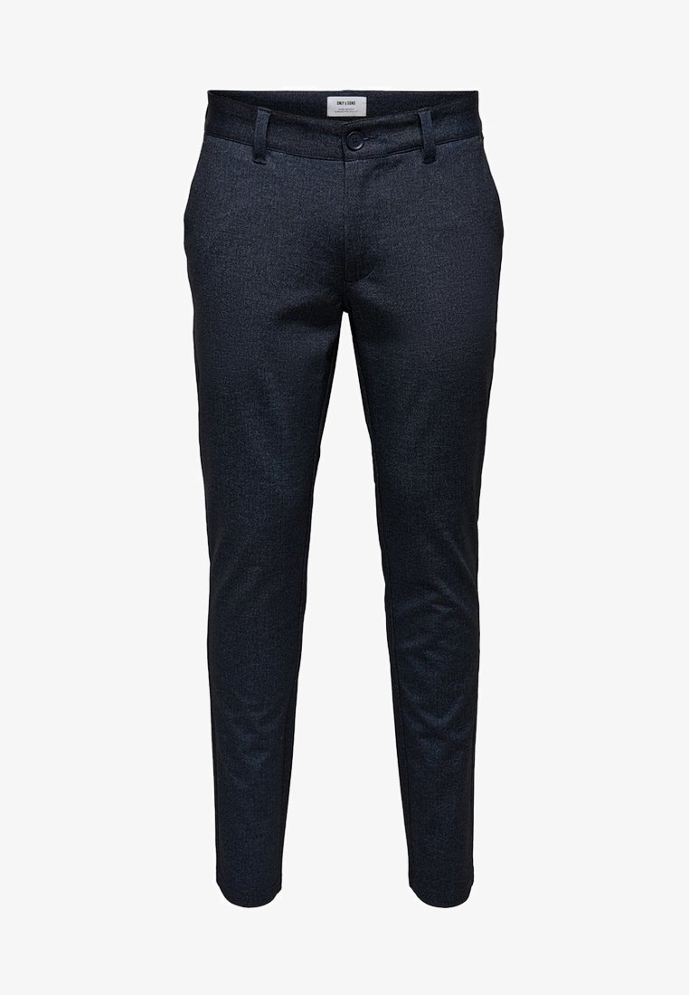 Only & Sons - Klassische - Broek - mood indigo