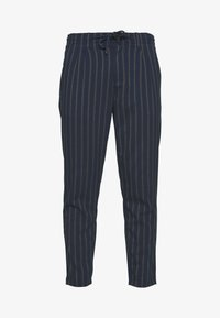 Only & Sons - ONSLEO STRIPE - Pantalones - dress blues - 5