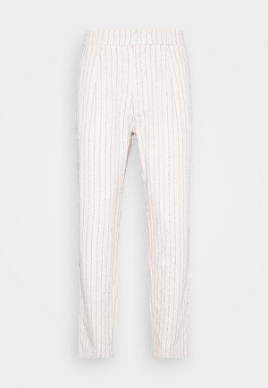 ONSLOU PANT  - Trousers - cloud dancer