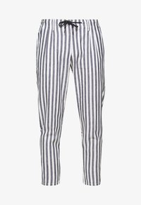 Only & Sons - ONSLEO STRIPE - Kalhoty - cloud dancer - 3