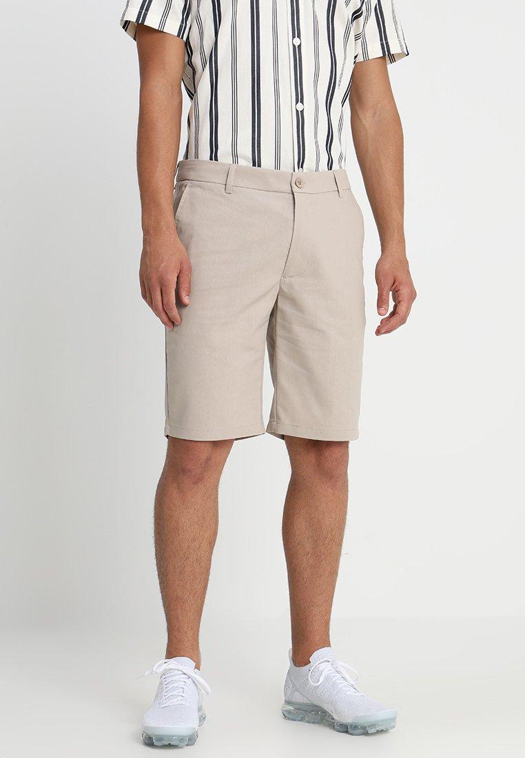 Only & Sons - onsLINEN - Shorts - crockery