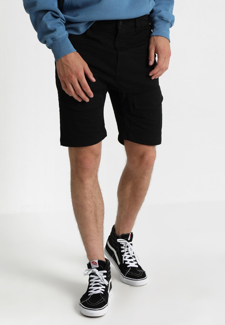 Only & Sons - ONSCOOPER CARGO - Shorts - black