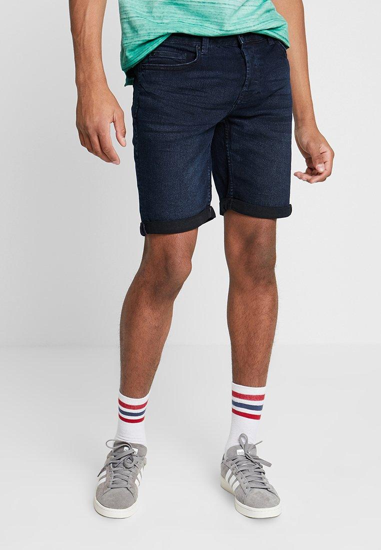 Only & Sons - ONSPLY - Denim shorts - blue denim