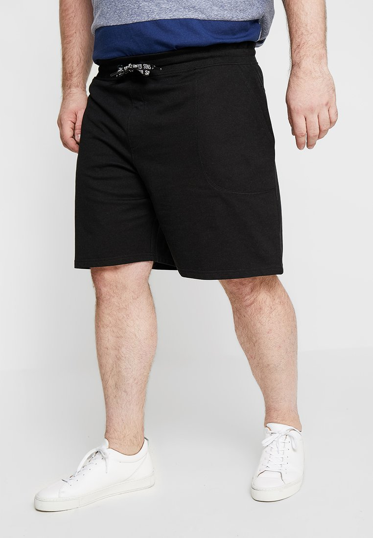 Only & Sons - ONSNATHAN - Pantalones deportivos - black