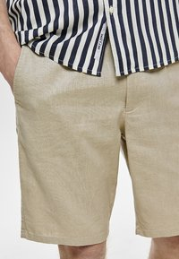 Only & Sons - ONSLOU MIX - Shorts - beige - 3