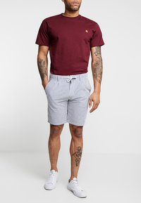 Only & Sons - ONSLEO  - Shorts - white - 0