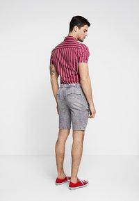 Only & Sons - ONSROD - Shorts - grey denim - 2