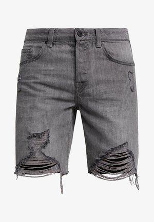 ONSAVI - Jeans Shorts - grey denim
