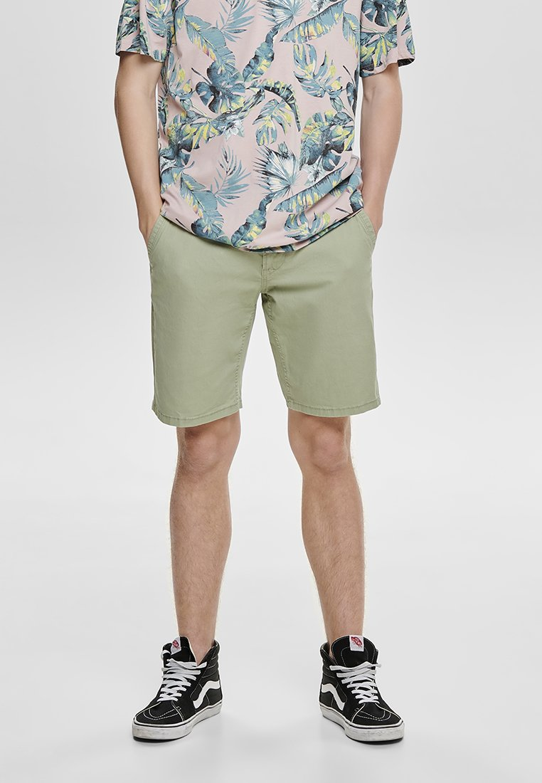 Only & Sons - Shorts - green