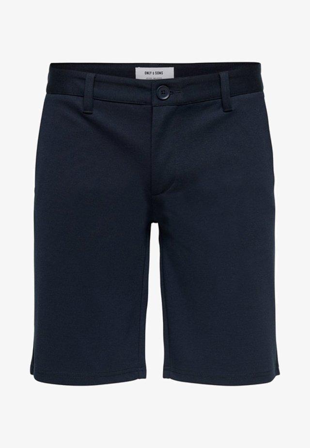 MARK - Shorts - dark navy