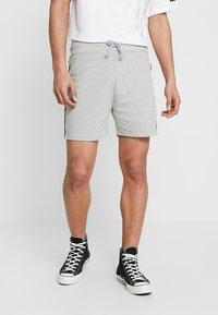 Only & Sons - ONSBF STRIPE  - Spodnie treningowe - light grey melange - 0