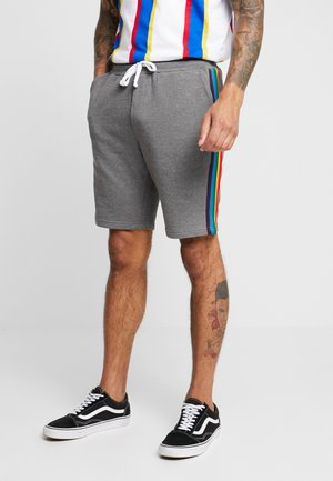 ONSVP STRIPED - Jogginghose - dark grey melange