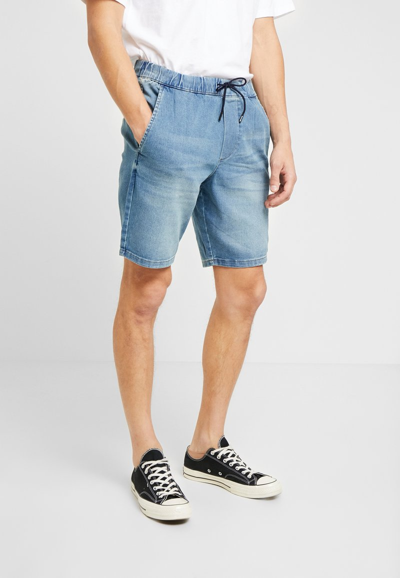 Only & Sons - ONSROD - Jeans Shorts - light blue wash