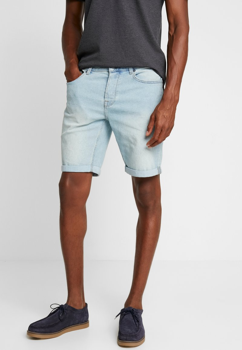 Only & Sons - ONSVPPLY - Jeansshort - blue denim
