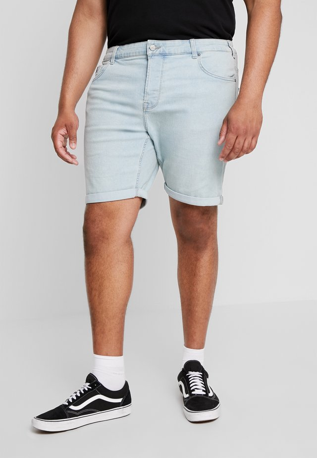 ONSVP PLY  - Jeans Shorts - blue denim