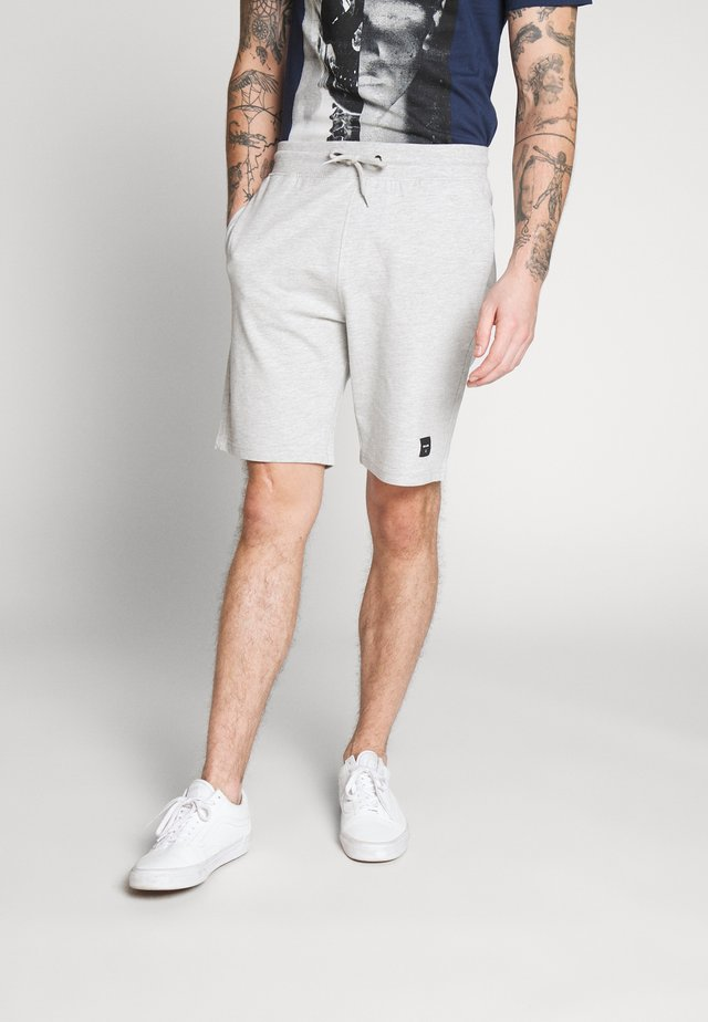 ONSNEIL - Shorts - light grey melange