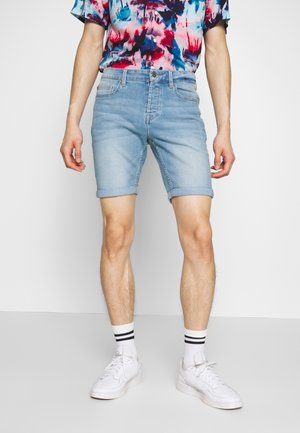 ONSPLY SLIM - Jeansshorts - blue denim