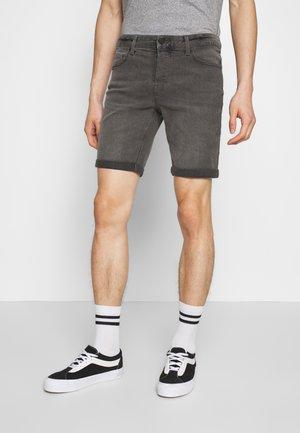 ONSPLY SLIM - Shorts di jeans - grey denim