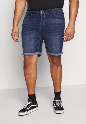 ONSPLY - Jeansshort - blue denim