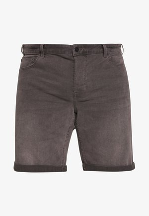ONSPLY - Shorts di jeans - grey denim