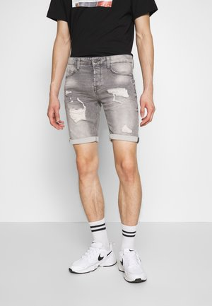 ONSPLY - Jeans Shorts - grey denim