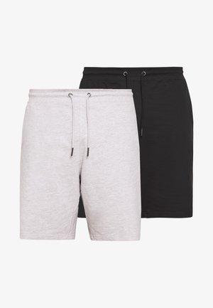 ONSNEIL2 PACK - Shorts - black/grey