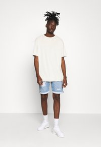 Only & Sons - ONSPLY - Jeansshort - blue denim - 1