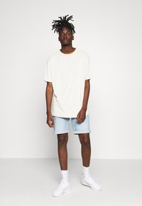 Only & Sons - ONSPLY - Denim shorts - blue denim - 1