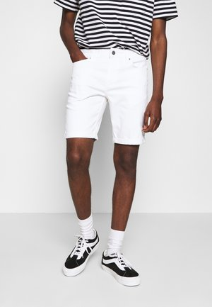 ONSPLY  - Jeans Short / cowboy shorts - white