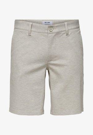 Shorts - chinchilla