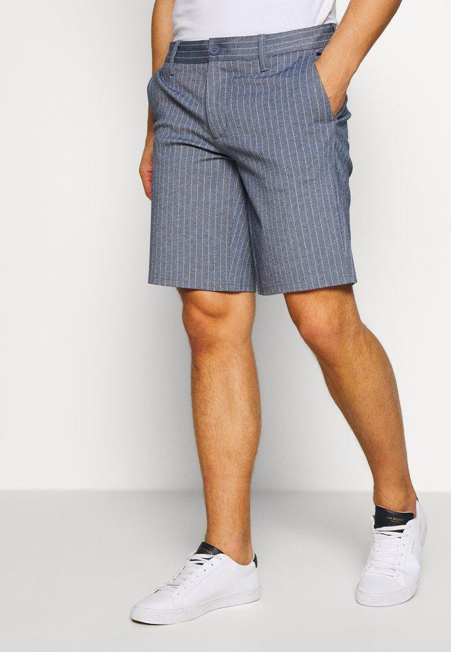 ONSMARK STRIPE - Shorts - dress blues