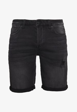 ONSPLY  - Szorty jeansowe - black denim