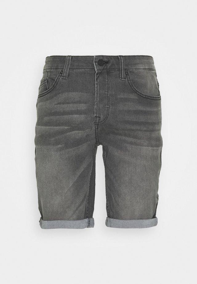 ONSPLY - Denim shorts - grey denim