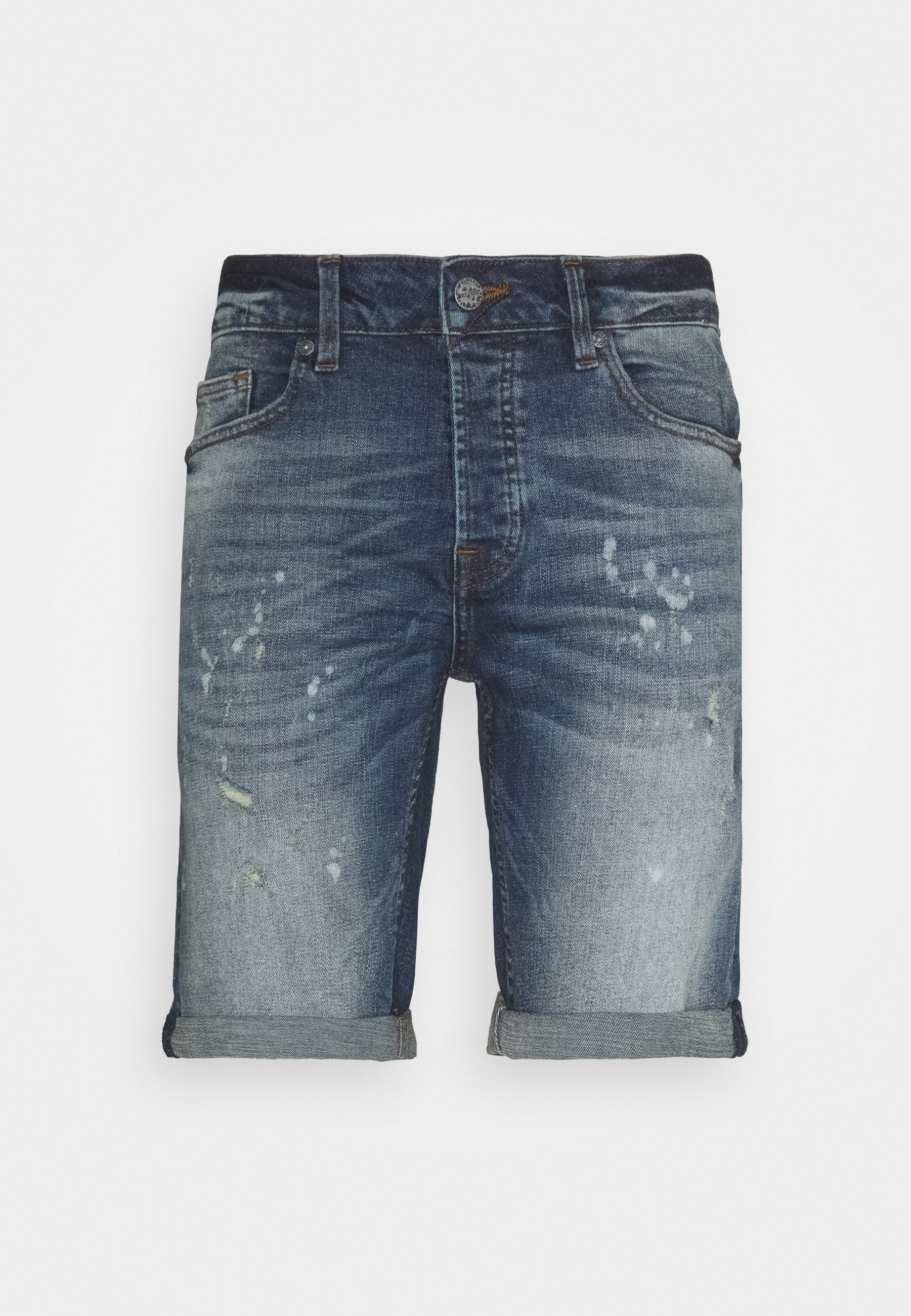 ONSPLY LIFE REG Shorts vaqueros blue denim
