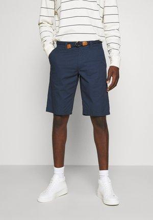 ONSWILL CHINO BELT - Shorts - dress blues