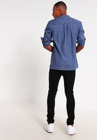 Only & Sons - ONSWARP  - Jeansy Skinny Fit - black - 2