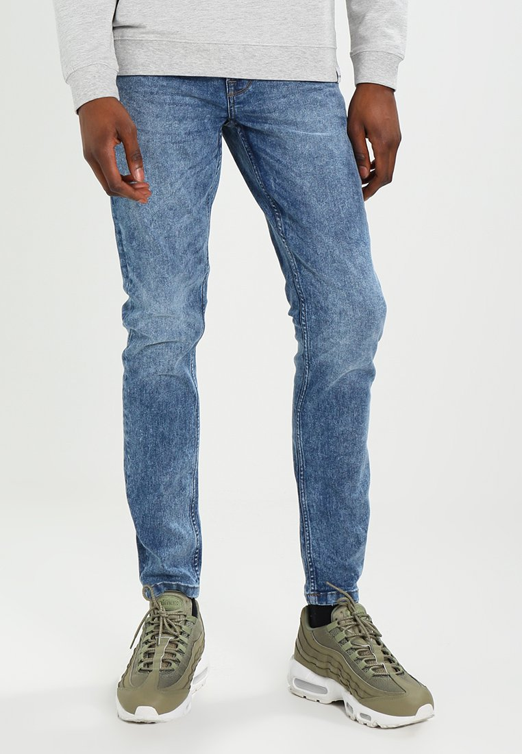 Only & Sons - ONSWARP - Jeans Skinny - blue denim